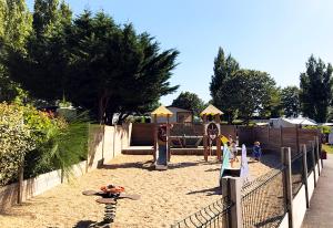 camping bretagne sud : les activités pour enfants