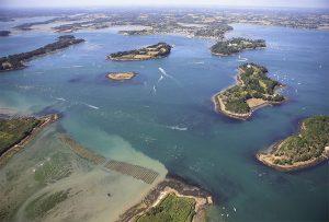 les îles près du Goh Velin