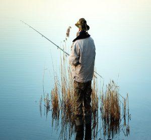camping morbihan bord de mer : pêche à pied