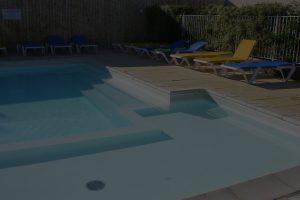 piscine camping le Goh Velin